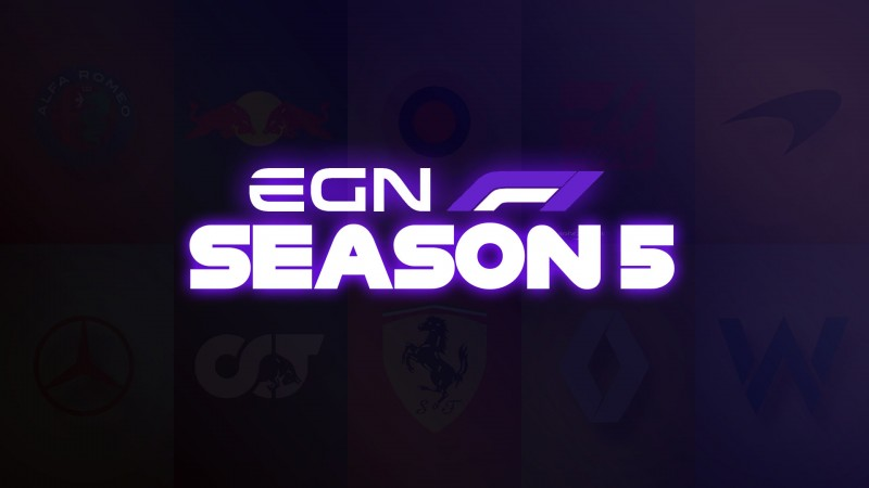 EGN F1 Season 5 Announcement