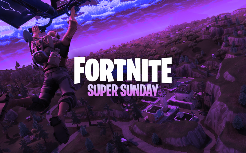 Fortnite Super Sunday #11 - $50 first prize!